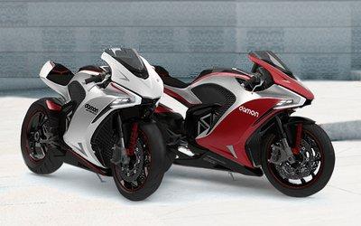 Damon Hypersport Pro, la moto elettrica ...