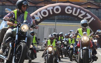 Moto Guzzi Open House 2019, dal ...