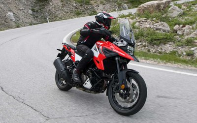 Suzuki V-Strom 1050XT Sakigake, nuova edizione ...