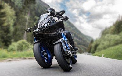 Yamaha Niken GT, 3 ruote per ...