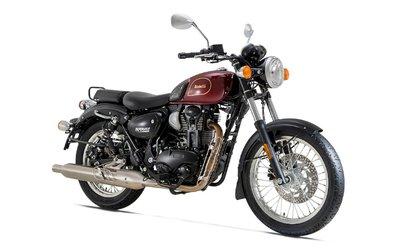 Benelli Imperiale 400: una classic bike ...