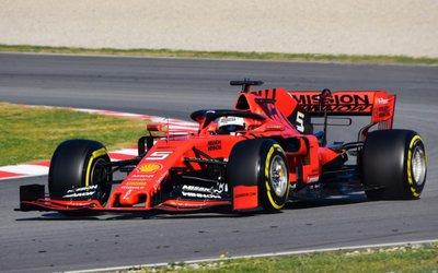 F1 a Silverstone, sempre a gas ...