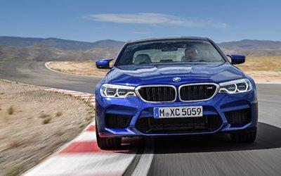 BMW M5 2020, più potenza e ...