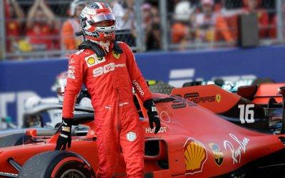 Ferrari F1, gran premio a due ...