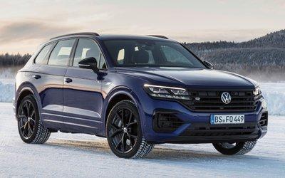 Volkswagen presenta il nuovo Suv Touareg ...