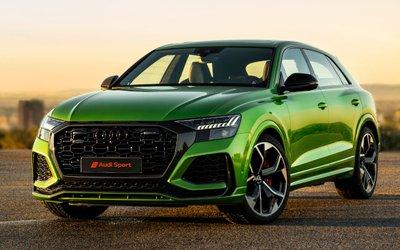 Audi presenta la RS Q8, 3 ...