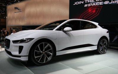Jaguar I-Pace, sportività e zero emissioni