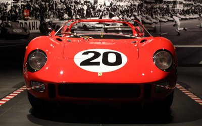 Ferrari, ecco la mostra per i ...