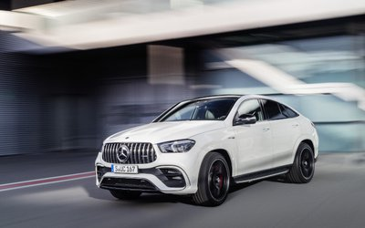 Mercedes GLE AMG Coupé, in arrivo