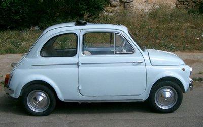 Fiat 500, la macchina italiana per ...