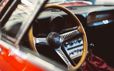 Fiat 1100S, pensata per la Mille ...