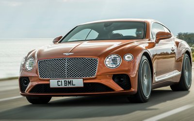Bentley Continental GT, ora con il ...