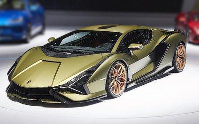 Lamborghini Sian FKP 37, oltre 350 ...