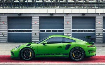 Porsche GT3 compie 20 anni