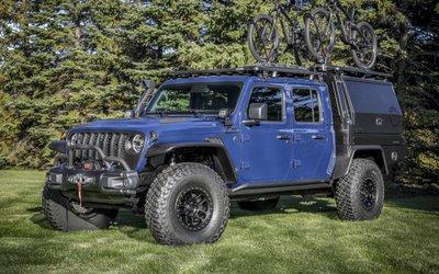 Jeep presenta una versione speciale della ...
