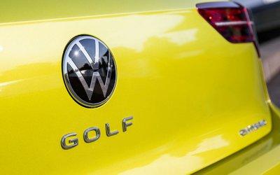 Volkswagen lancia 5 modelli di Golf ...