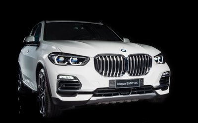 BMW X5 alla quarta potenza