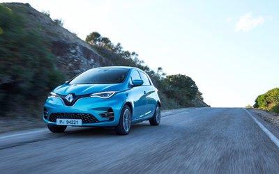 La Renault presenta la nuova Zoe