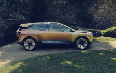 BMW vision iNEXT, il 2021 in ...