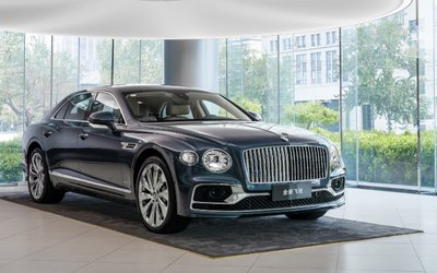 Bentley Flying Spur 2020, il lusso
