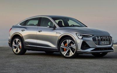 Audi e-tron Sportback, il suv coupé ...
