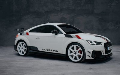 Audi presenta l'edizione limitata della ...