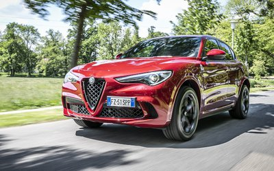 Alfa Romeo Stelvio Quadrifoglio nominato SUV ...
