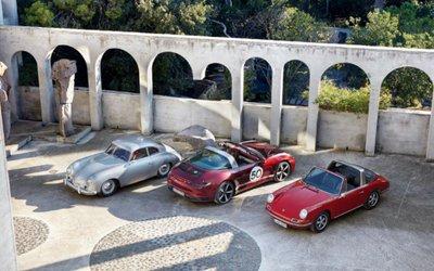 Porsche cerca di sviluppare combustibili sintetici
