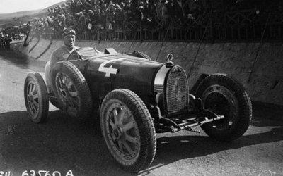 Bugatti e la Targa Florio