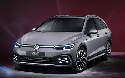 Volkswagen presenta Golf Variant e Golf ...