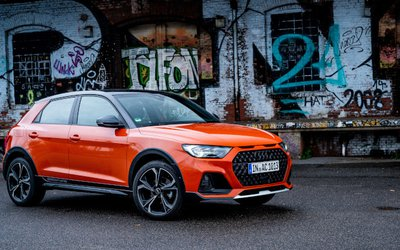 Audi A1 Citycarver: il mini top ...