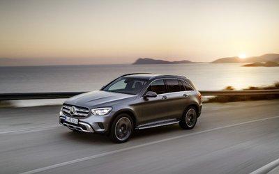 Mercedes GLE e GLC, 3 litri ...
