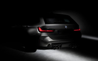 BMW M3 Touring: presto realtà