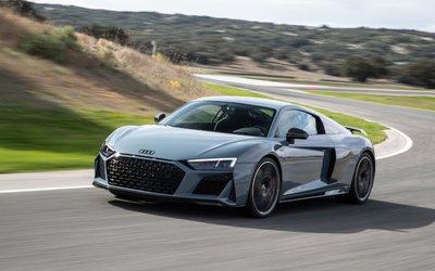Audi R8 V10 RWD, ecco la ...