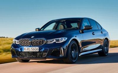 BMW M340 d, il diesel ibrido ...