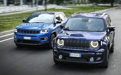 Jeep presenta i SUV ibridi