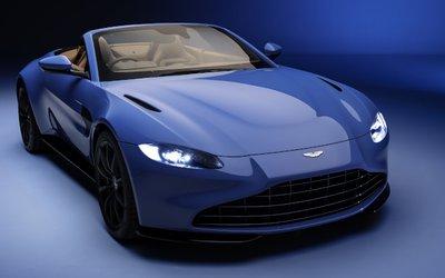 Aston Martin Vantage Roadster, è record ...