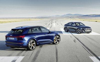 Audi presenta la e-tron S e ...