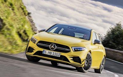 Mercedes +4.9% di vendita auto ...