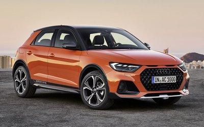 Audi A1 Citycarver: il mini top ...