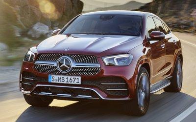 Mercedes GLE coupé 2020, da 80 ...