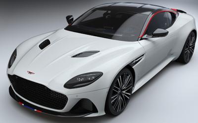 Aston Martin BBS, nella versione speciale ...