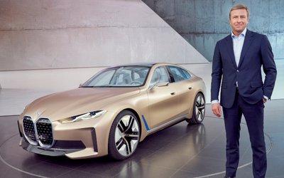 BMW i4, eccola finalmente la futura ...