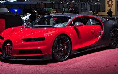 Bugatti produce la Chiron numero 250 ...
