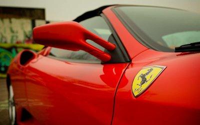 Ferrari elettrica nel 2025