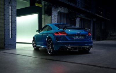 Audi presenta la nuova TT S ...