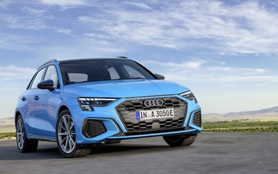Audi A3 Sportback riesce a fare ...