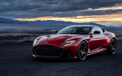 Zagato veste Aston Martin