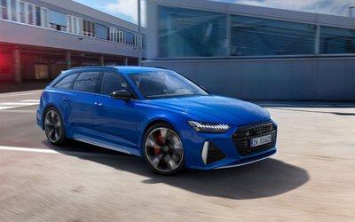 Audi RS, in arrivo sei nuovi ...