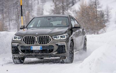 BMW X6, novità in arrivo